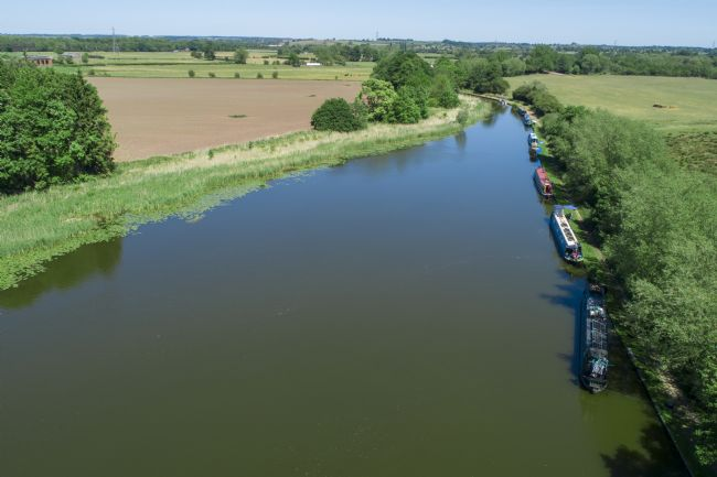 Steve Stamford | Tixall wide aerial