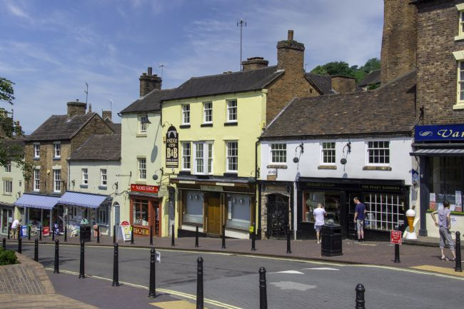 Steve Stamford | Ironbridge high street