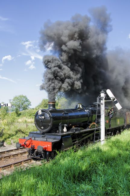Steve Stamford | Dinmore Manor in motion