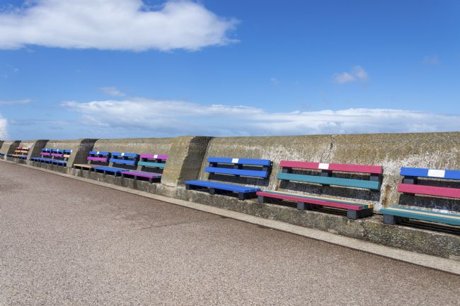 Steve Stamford | New Brighton benches 2