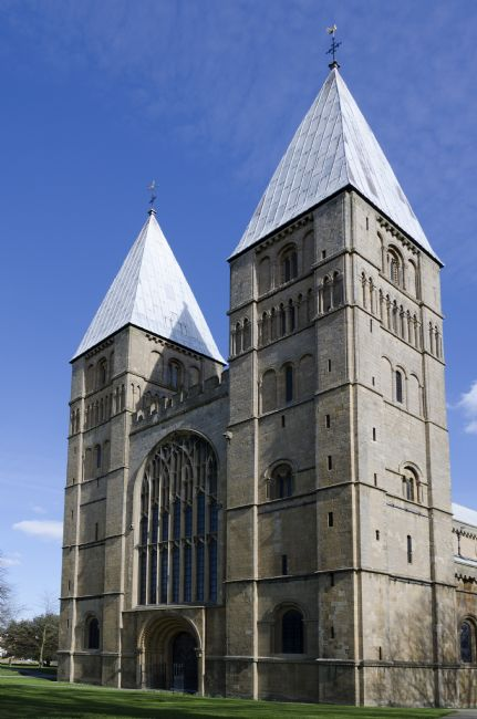Steve Stamford | Southwell Minster - south west