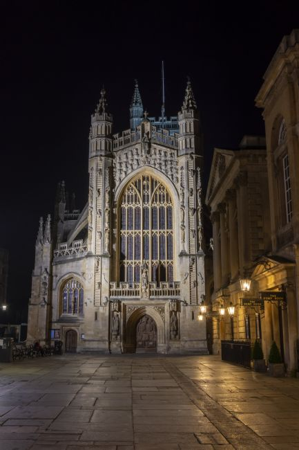 Steve Stamford | Bath Abbey