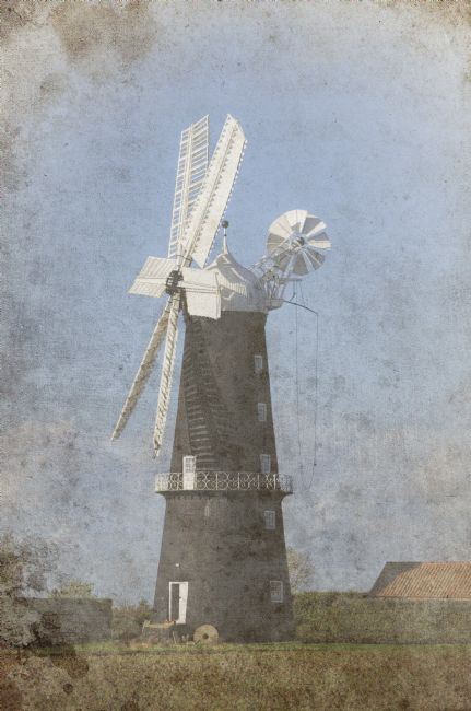 Steve Stamford | Sibsey Trader windmill