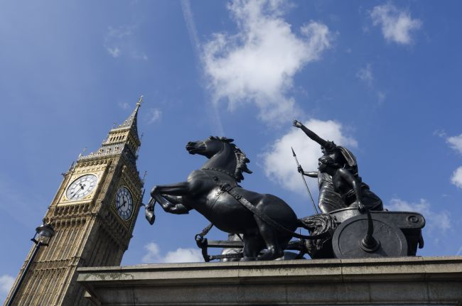 Steve Stamford | Boadicea and Big Ben