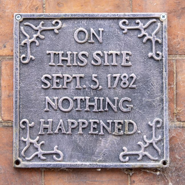 Steve Stamford | Nothing happened