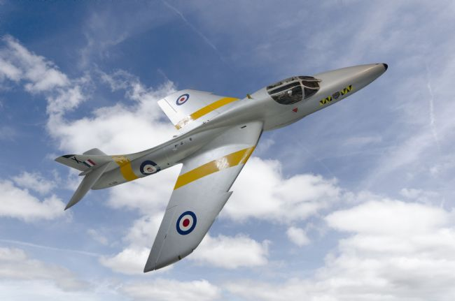 Steve Stamford | XL 568 Hawker Hunter