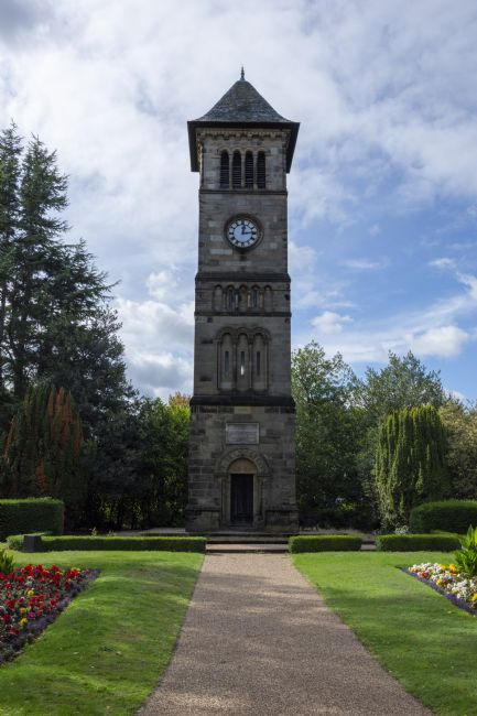 Steve Stamford | The clock tower Lichfield