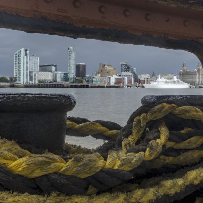 Steve Stamford | Ferry cross the Mersey
