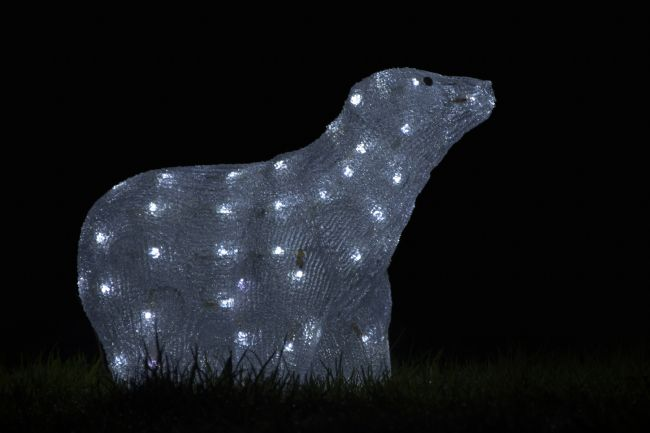 Steve Stamford | Polar Bear decoration