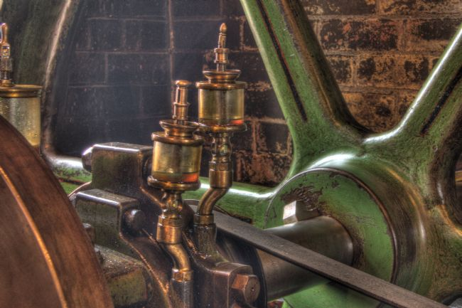 Steve Stamford | Steam engine oil drip feed 2