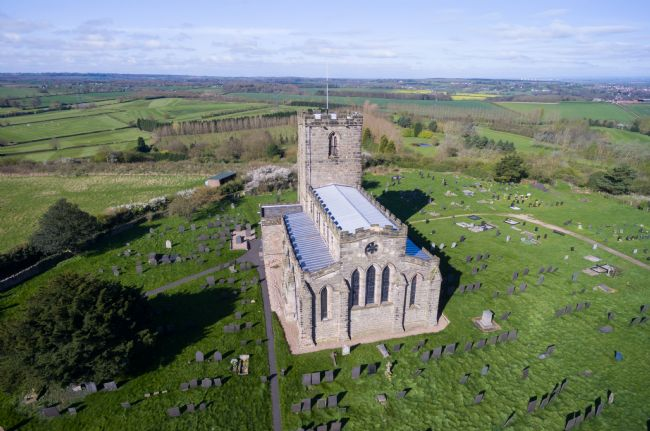 Steve Stamford | Breedon church