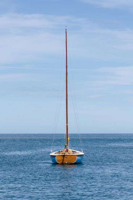 Steve Stamford | Simple sailboat