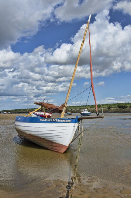 Steve Stamford | Burnham Staithe Welcome Messenger