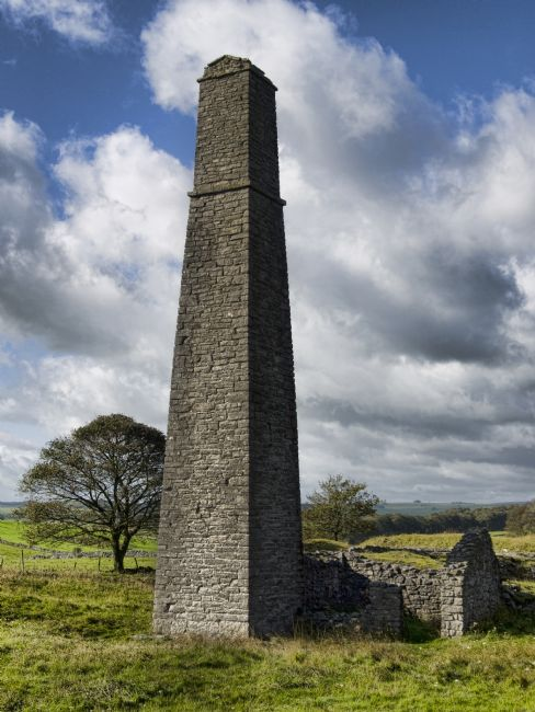 Steve Stamford | Magpie Mine chimney