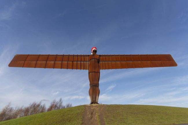 Steve Stamford | Angel of the North 1