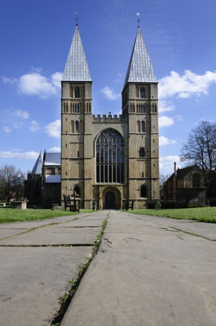 Steve Stamford | Southwell Minster - road to salvation