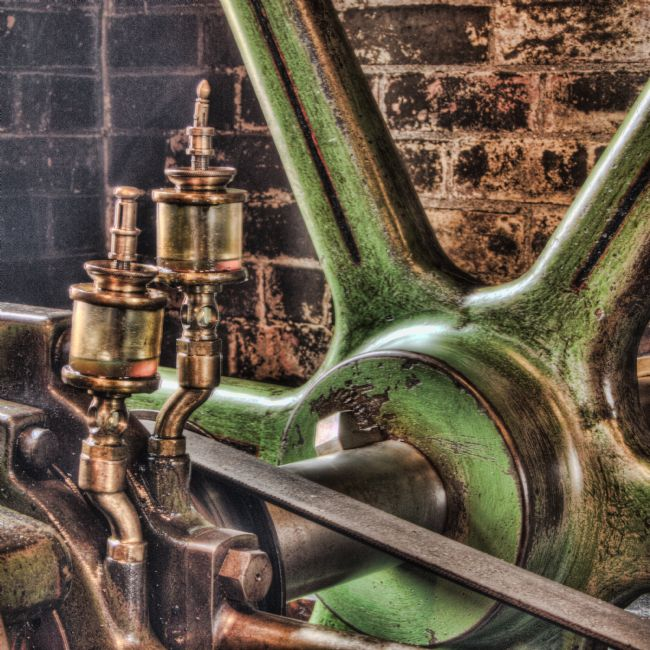 Steve Stamford | Steam engine oil drip feed 1