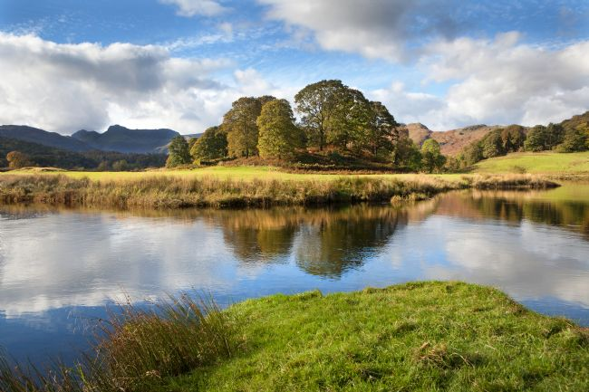 David Hare | Lake District Reflections