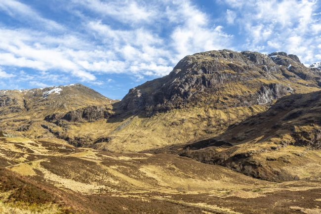 David Hare | Glencoe Valley
