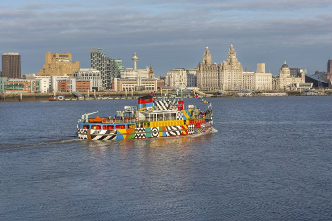 David Hare | Mersey Ferry