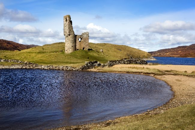 David Hare | Ardvreck Castle