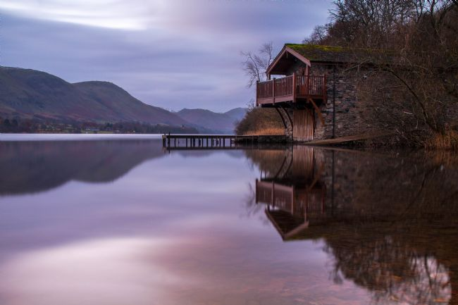 stephen cooper | duke of portland boathouse