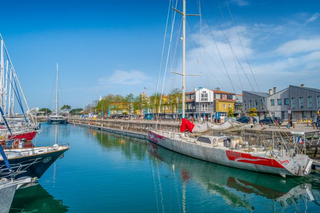 Stephen Rennie | Renowned French yacht at La Rochelle