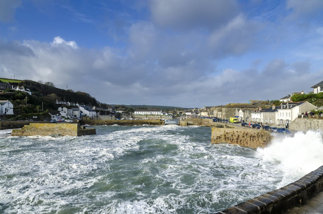 Mary Fletcher | Porthleven Harbour, Cornwall