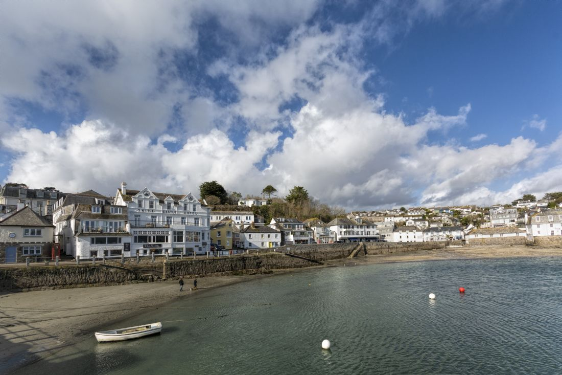 Mary Fletcher | St Mawes Harbour