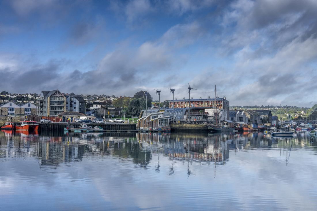 Mary Fletcher | Penryn Reflections