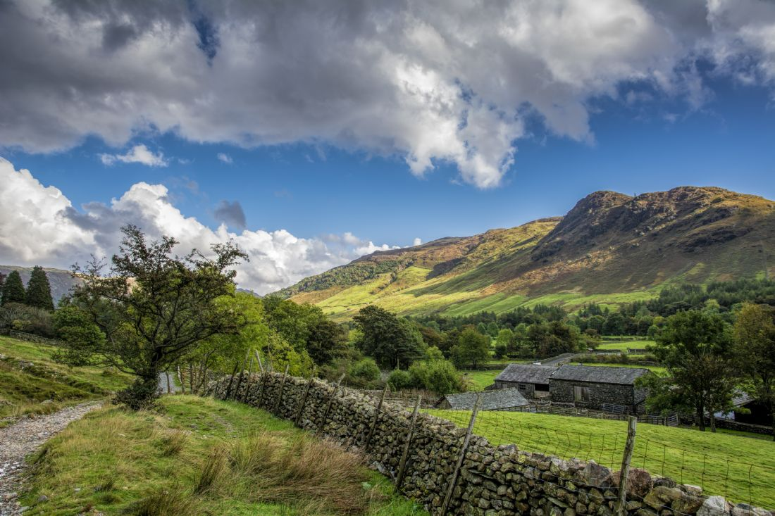 Mary Fletcher | Langdale Valley