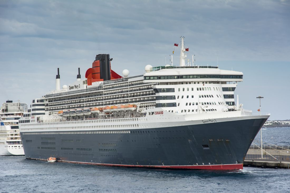 Mary Fletcher | Queen Mary 2