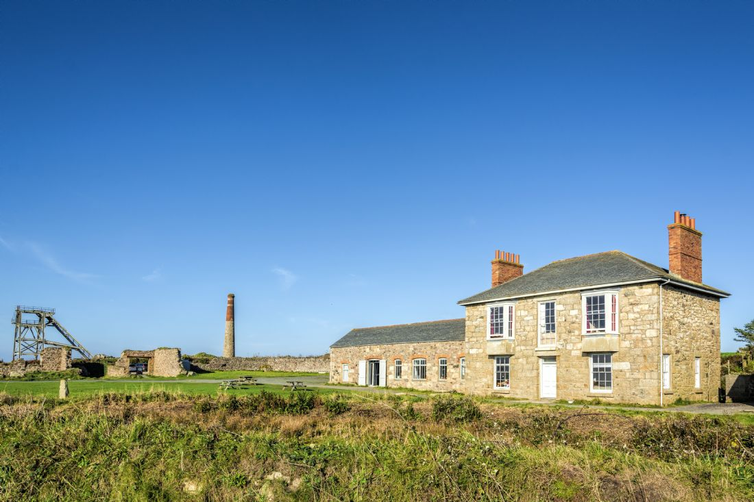 Mary Fletcher | The Count House, Botallack