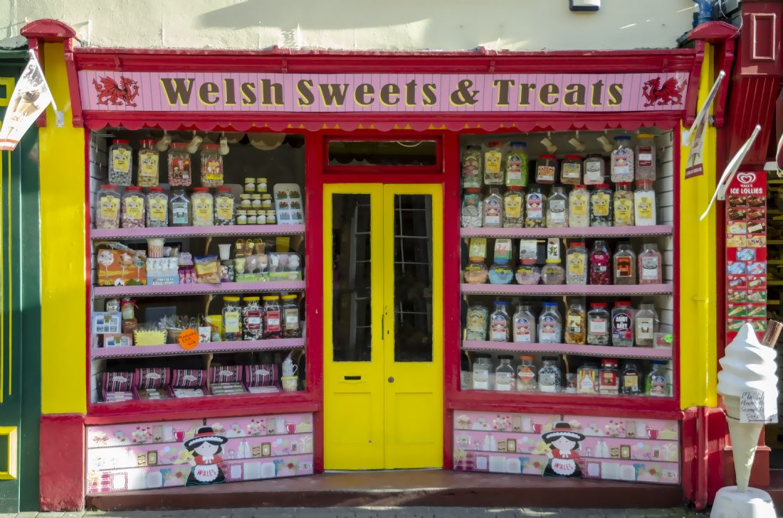 Mary Fletcher | Welsh Sweets & Treats