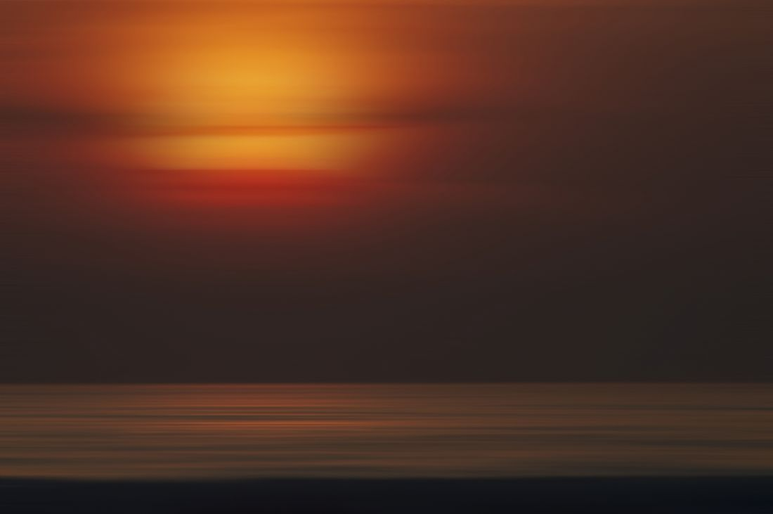 Mary Fletcher | Peace at Sunset