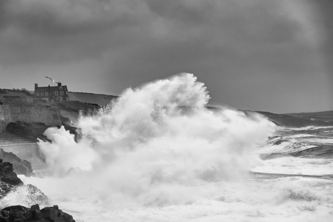 Mary Fletcher | The Great Porthleven Storm
