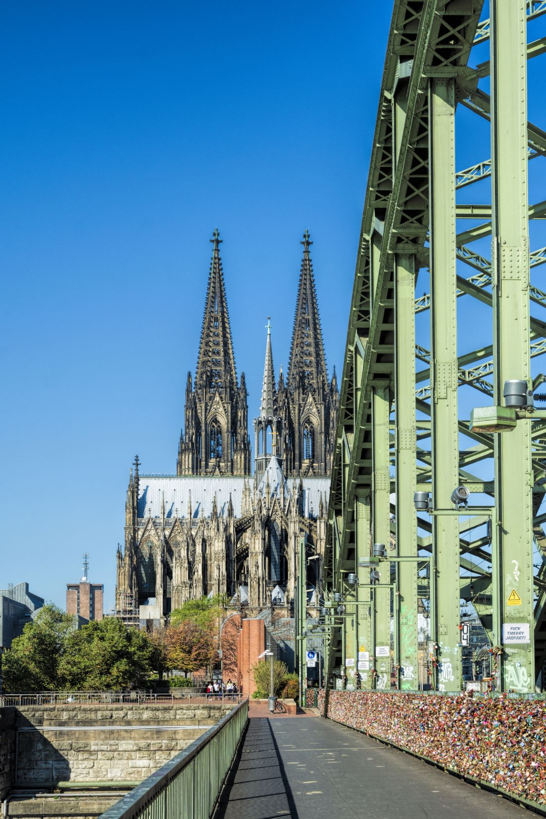 Mary Fletcher | Cologne Cathedral