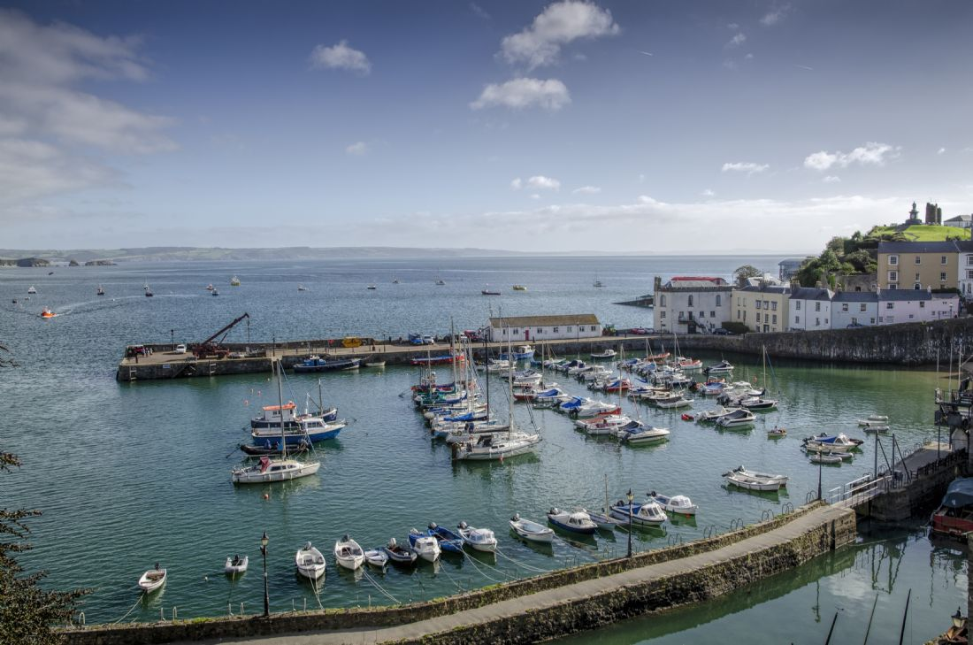 Mary Fletcher | Tenby Harbour