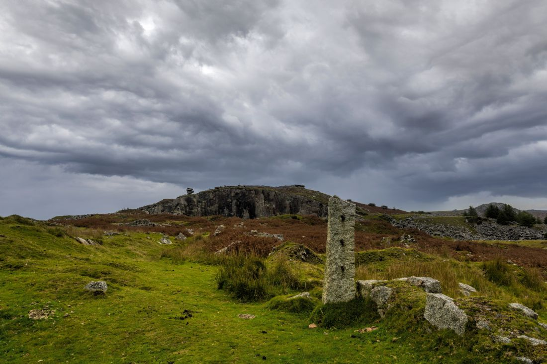 Mary Fletcher | Cheesewring Quarry, Bodmin Moor
