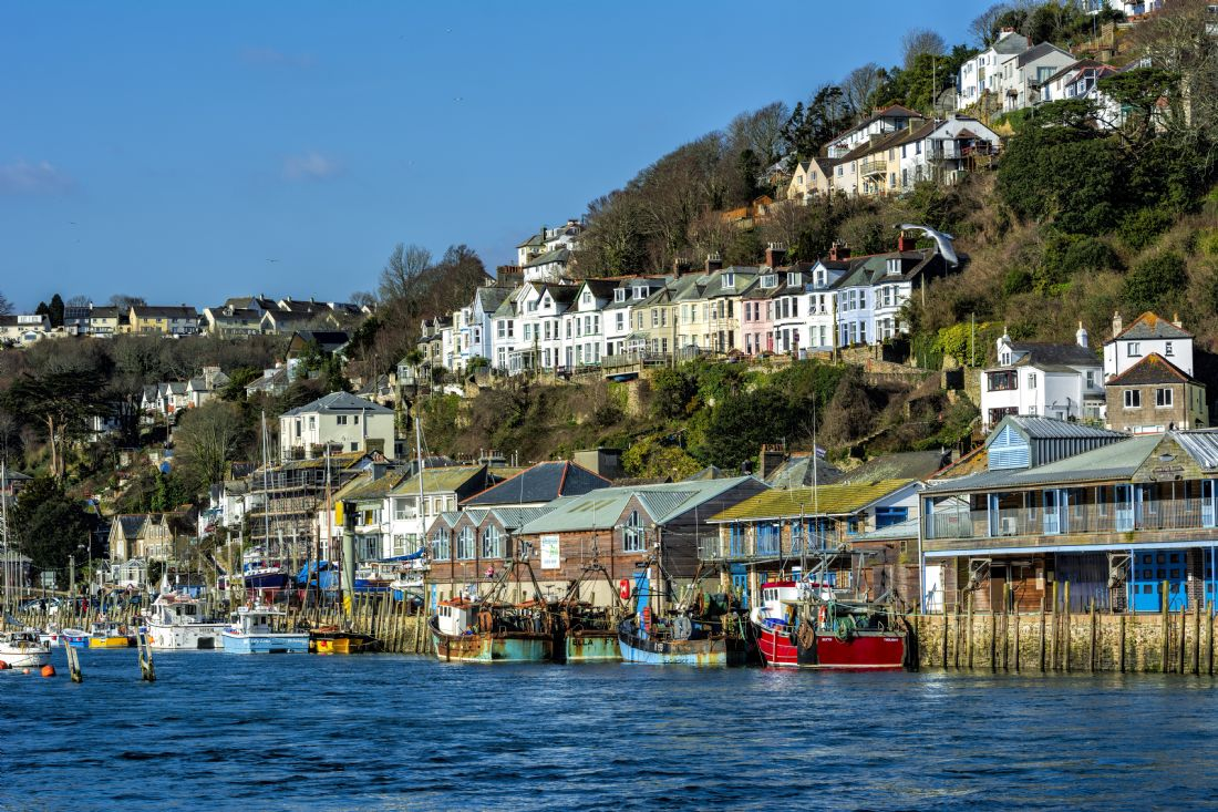 Mary Fletcher | Looe Harbour, Cornwall