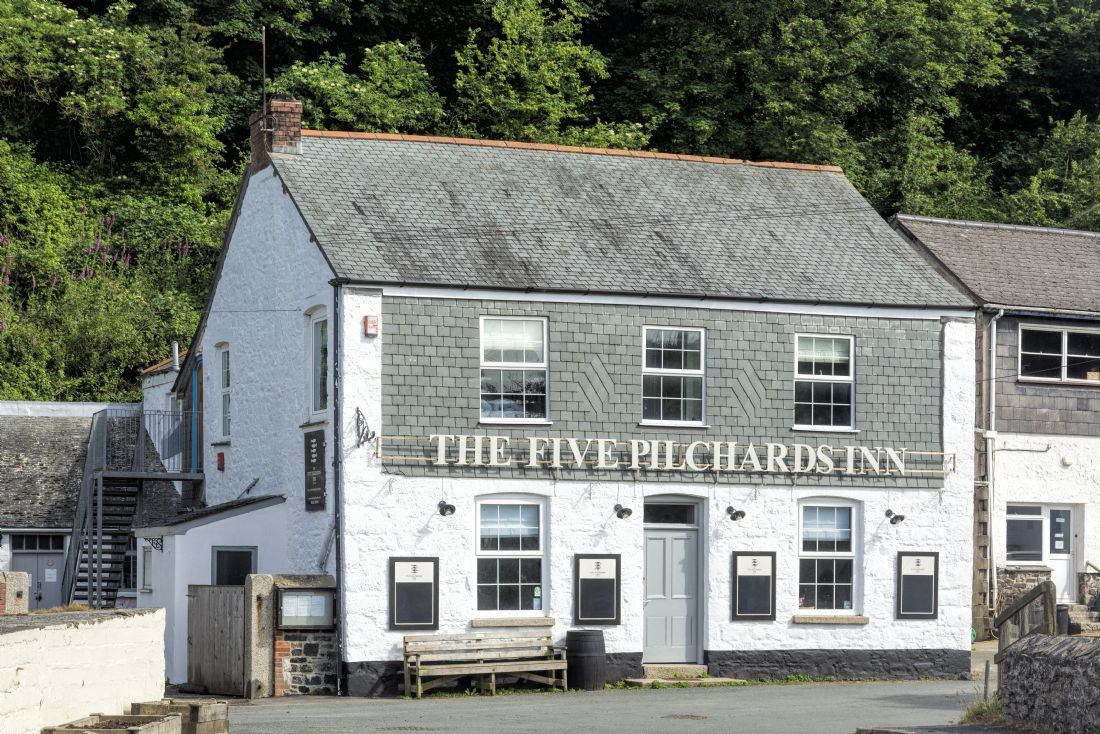 Mary Fletcher | The Five Pilchards Inn