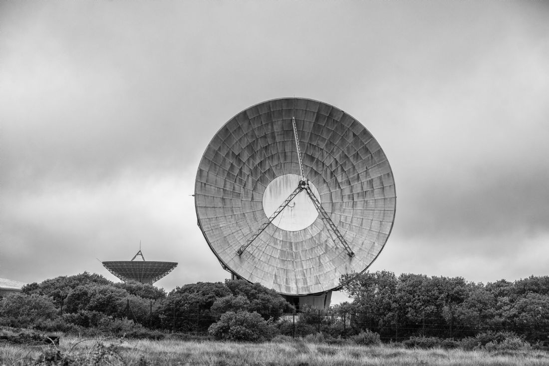 Mary Fletcher | Arthur at Goonhilly