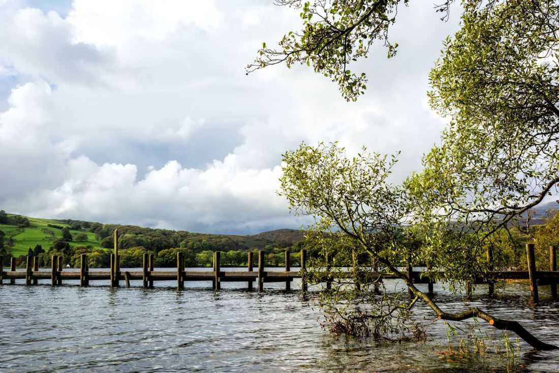 Mary Fletcher | Coniston Water, Cumbria
