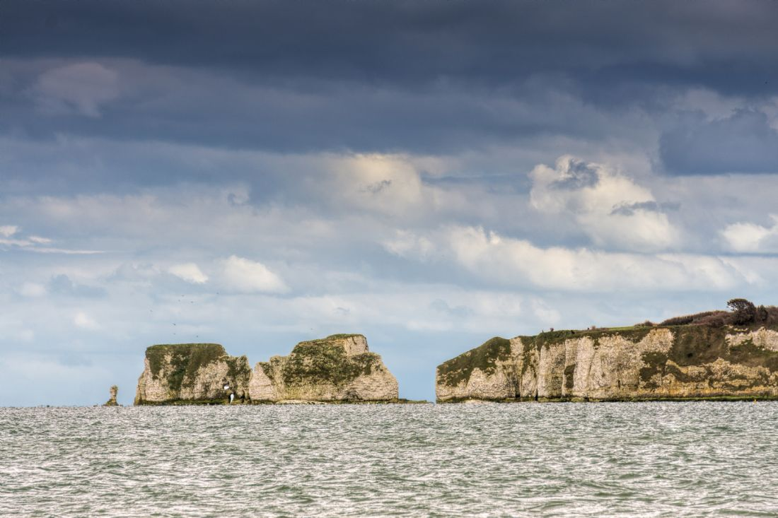 Mary Fletcher | Old Harry Rocks