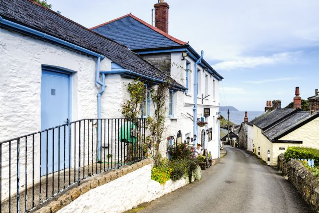 Mary Fletcher | The Ship Inn, Portloe