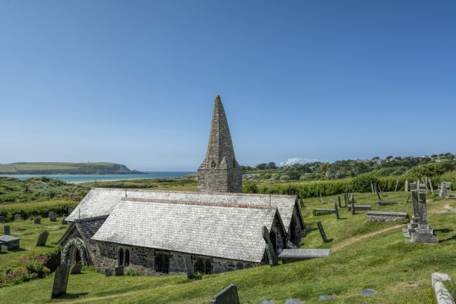 Mary Fletcher | St Enodoc Church