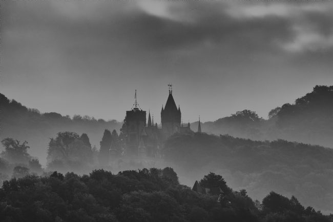 Mary Fletcher | Castle in the Mist