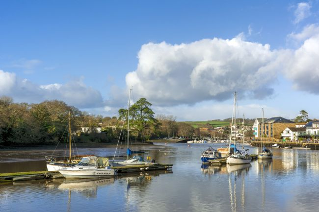 Mary Fletcher | Kingsbridge Estuary
