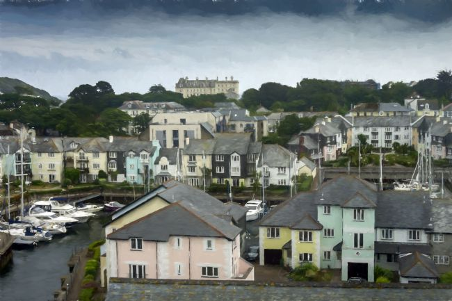 Mary Fletcher | Marina Village, Port Pendennis