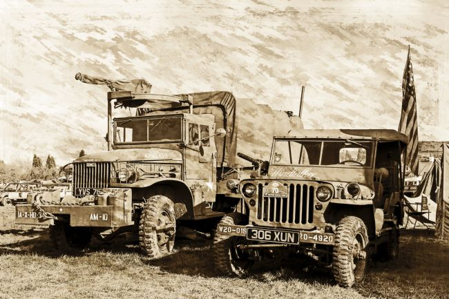 Mary Fletcher | US Army Trucks
